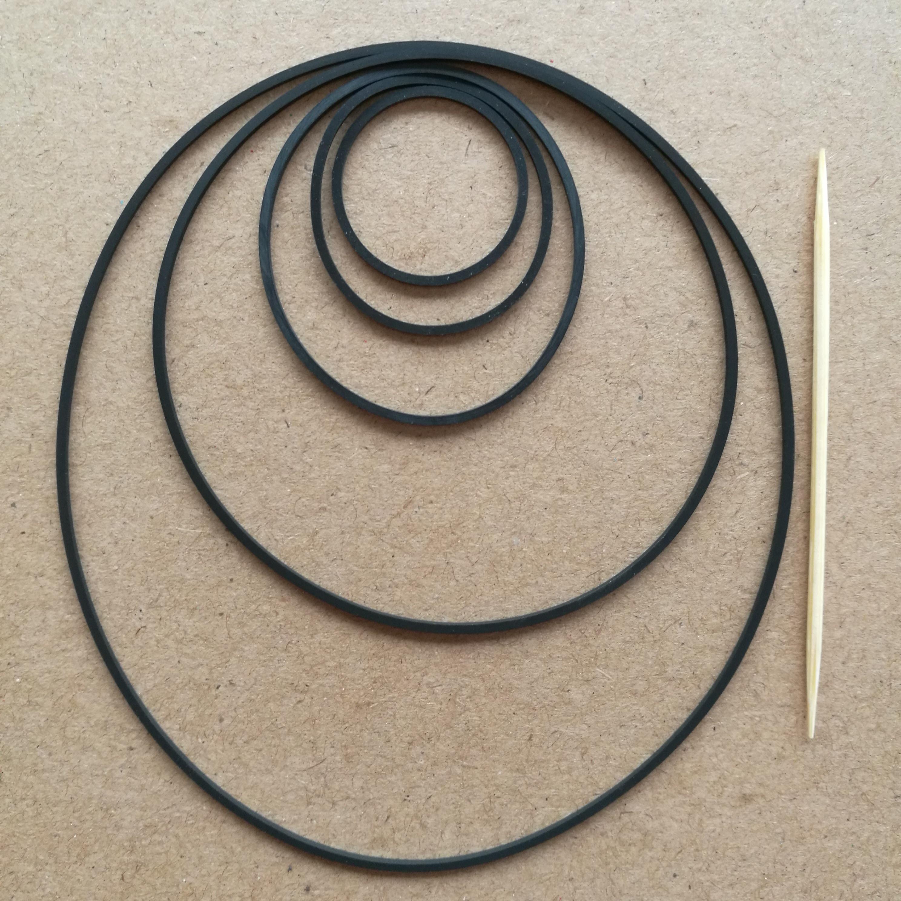 Вырезать поверхность 1mm передача группа запись машинально передача группа портативный слушать / комплекс читать машинально / палуба / счетчик кожаный ремень