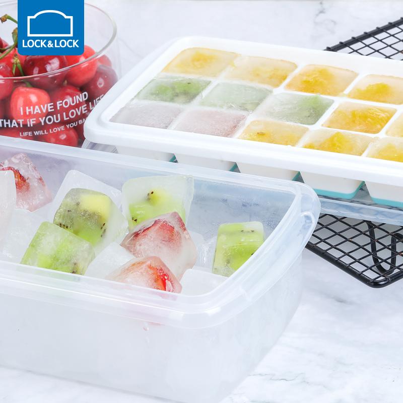 券后28.90元乐扣乐扣模具带盖制冰盒网红冰块盒