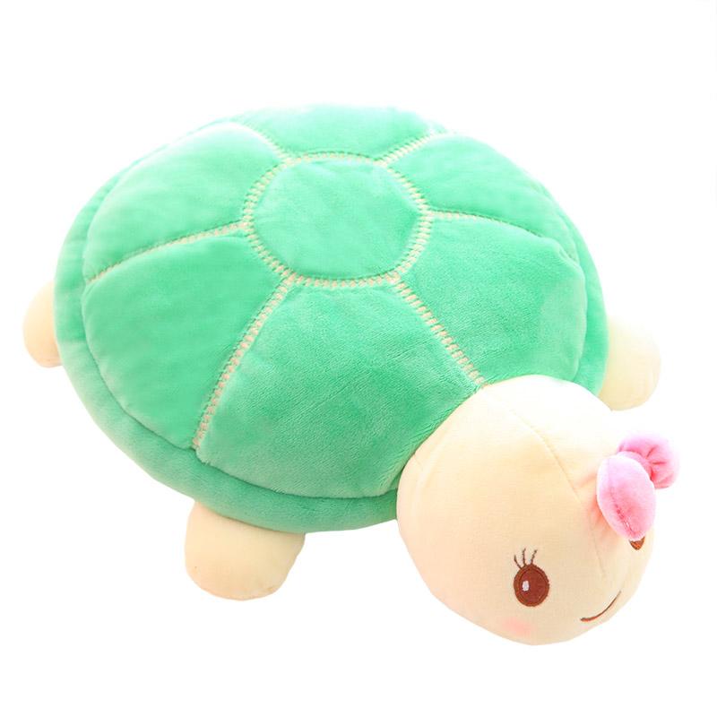 可愛小烏龜玩偶抱枕情侶海龜毛絨玩具公仔布娃娃兒童生日 女生