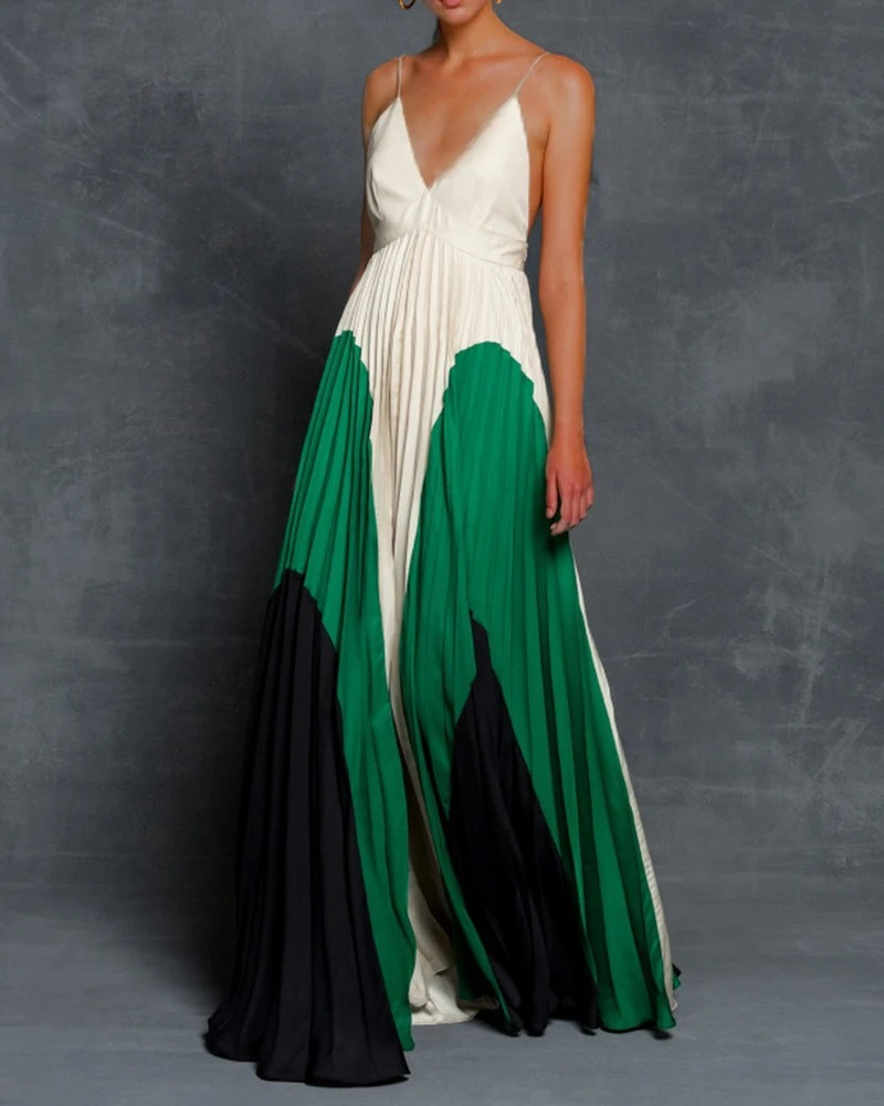 Wish cross border womens dress in Europe and America in summer