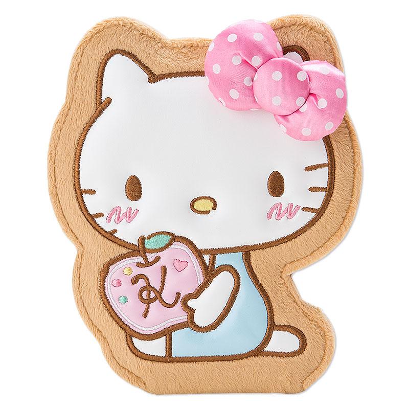 ( большие уши корова )2017 год 2 месяц японская версия Hello Kitty elmo руководитель форма из Абсолютное зеркало для макияжа * подлинный *