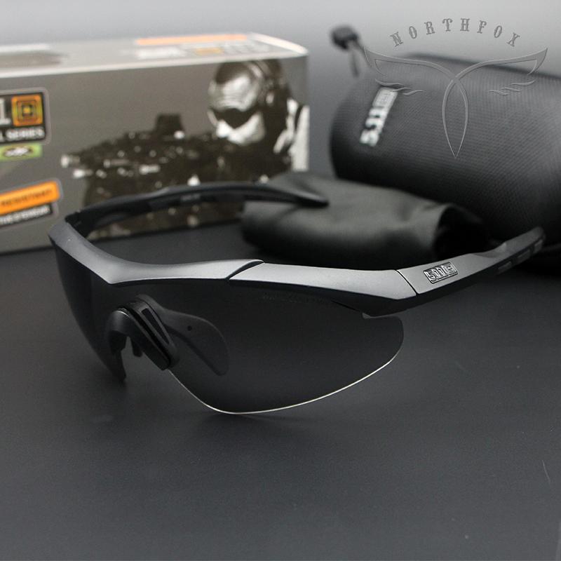 Northfox US 5.11 head зеркало Тактическая стрельба пуленепробиваемым глазом зеркало Верховая езда 511 глаз зеркало 52058 2.0mm