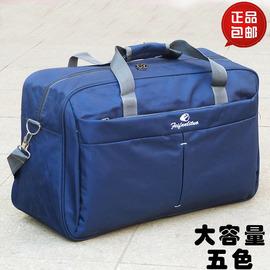 大容量韩版防水手提旅行包男女行李包超大袋旅游短途出差轻便简约