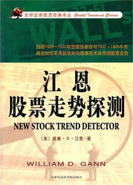江恩股票走势探测