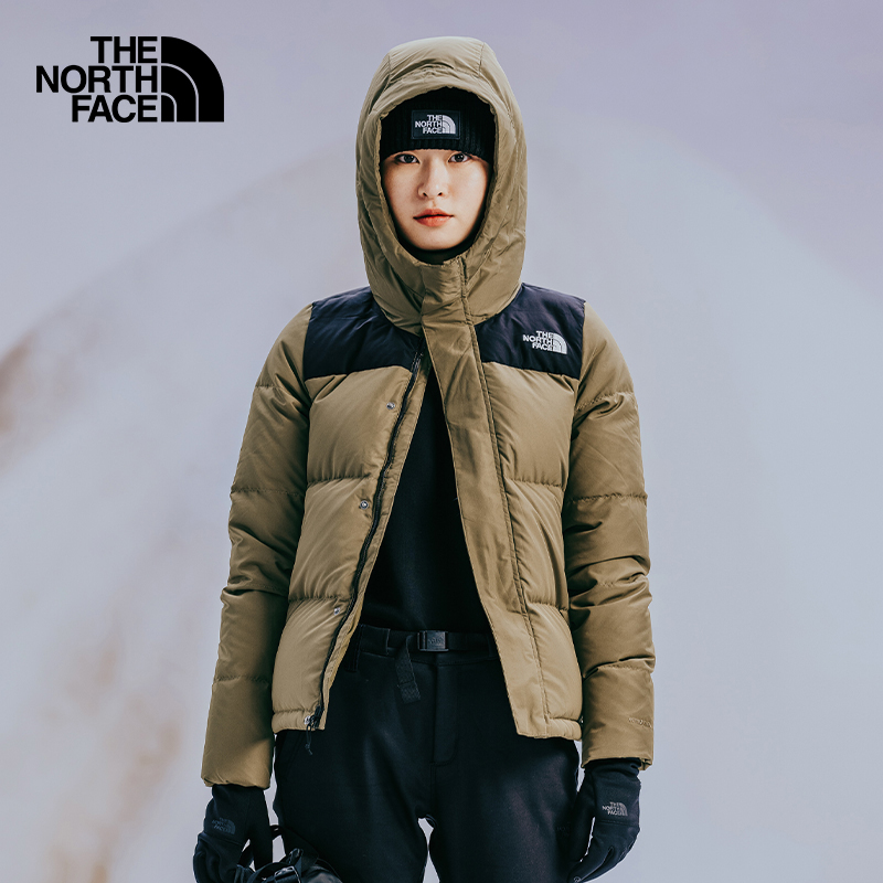 TheNorthFace north face down jacket women's outdoor windproof and warmth on the new 4NEZ