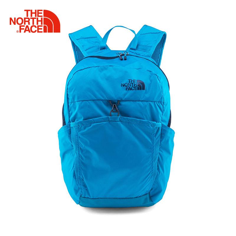 TheNorthFace北面秋冬新品轻便可打包户外通用款双肩背包|CJ2Z