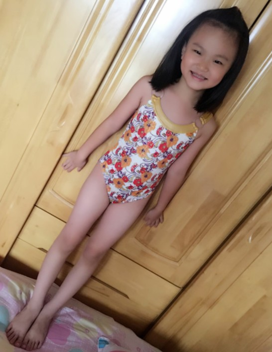 Childrens swimming suit Hannah