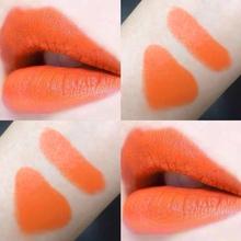 橘色滋润口红显白减龄抖音超火唇膏奶油橘色哑光雾面持久不易脱色