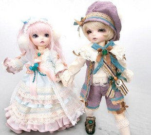CP/Fairyland littlefee lewi fl bjd/sd娃娃 dollsoom aidoll