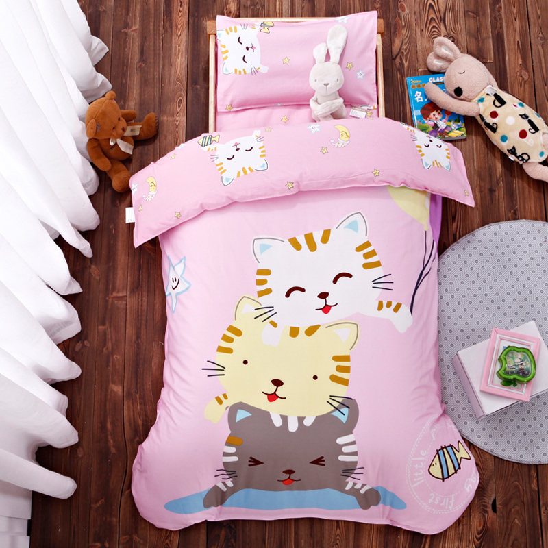 Детский сад одеяло три образца хлопок содержит ядро ребенок вводить сад постельные принадлежности один 1.2m ребенок вздремнуть шесть частей
