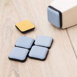 家具助滑垫餐桌移动沙发椅子腿桌脚垫片保护地板粘贴消音静音耐磨