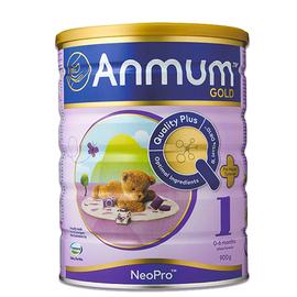 新西兰直邮 ANMUM/安满婴儿配方奶粉6-12月龄2段900g1 2 3段图片