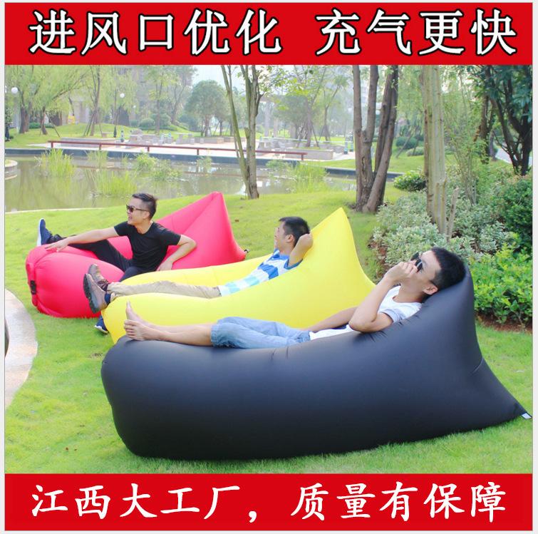 Бездельник диван на открытом воздухе диван газированный диван портативный спальный мешок складные воздух диван - кровать