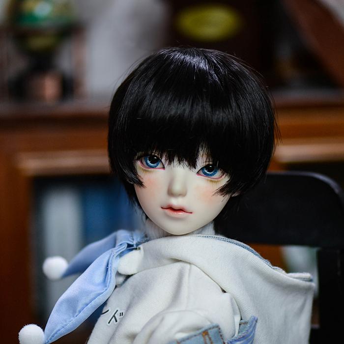 88折送妆+包邮【TL】TrueLove 科尔cole 1/4 男娃 全套 bjd娃娃