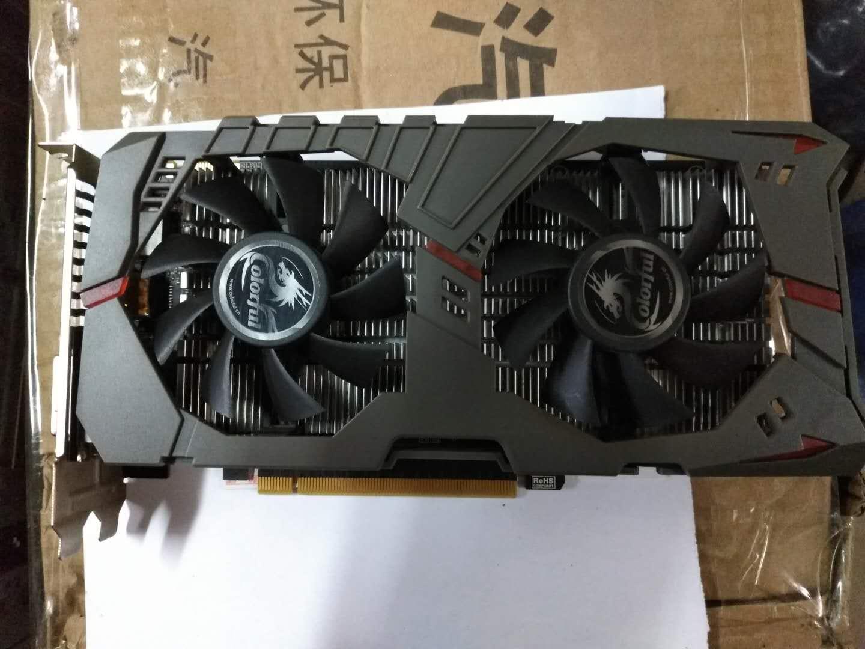 七彩虹GTX960 2G 台式机拆机二手显卡 原灰实图 无噪音 绝非矿卡