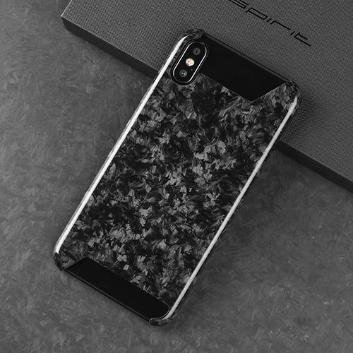 兰博基尼锻造碳纤维iPhoneX超薄苹果10硬壳保护套手机壳