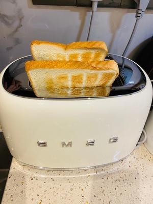 点评SMEG斯麦格TSF01两片式烤面包机优缺点