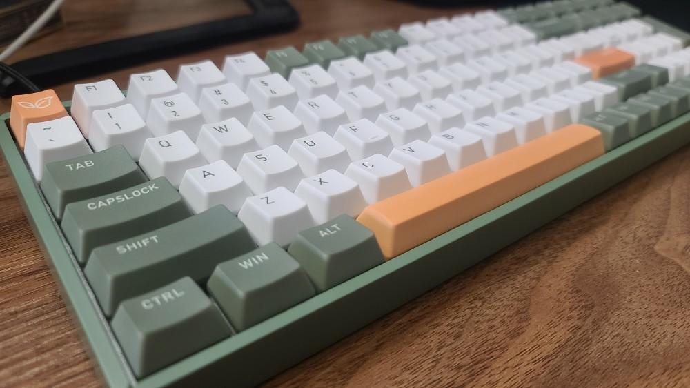 几款送朋友礼物颜值机械键盘排行榜推荐