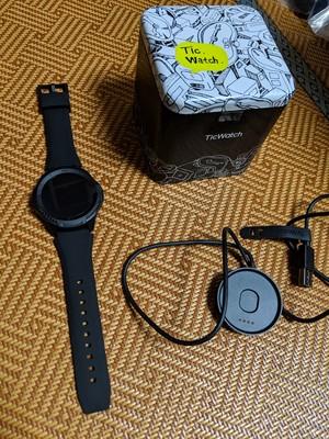 Re:达人评测TicWatch S2军标运动智能手表怎么样呢??用后反馈TicWatch S2质量好不 ..