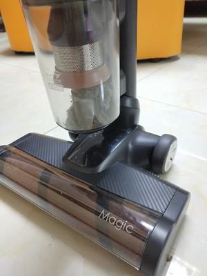 亲测莱克魔洁M10R Max无线吸尘器好用吗?吸得干净吗?