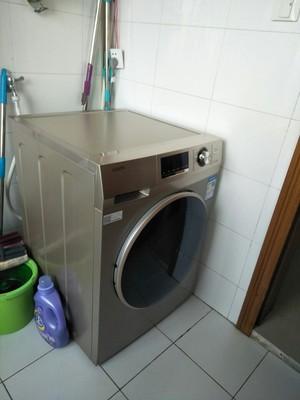 入手海尔Leader/统帅@G1012BX66G 10公斤KG变频家用全自动滚筒洗衣怎么样呢?好吗