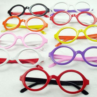 Chao Bao necessary without lenses Frames Harry Potter round box candy-colored models of child Frames Frames frame