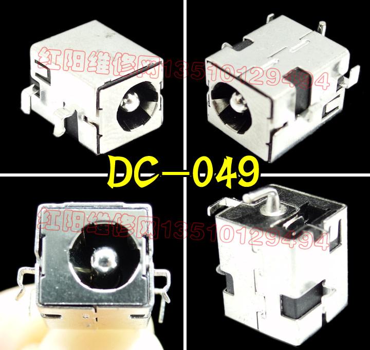 DC-049 2.5 华硕ASUS X84 X84C X84H X84L 主板电源接口 电源头