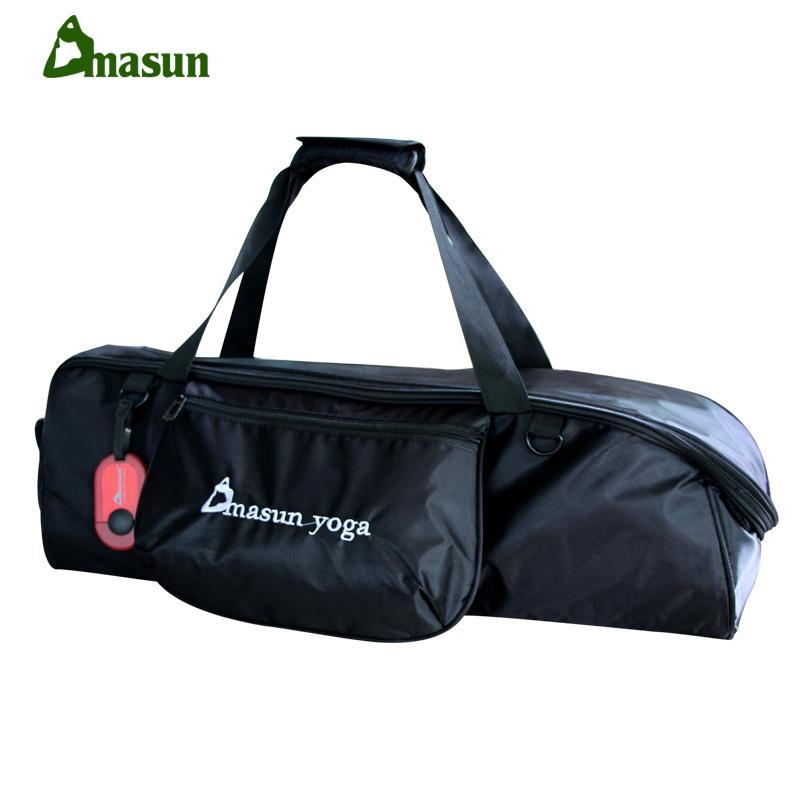 Dimasen многофункциональный мешок тренажерный зал сумка йога йога Матем мешок аутентичные спортивные холст плеча мешки и более мешки