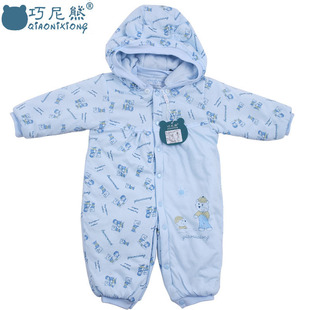 Qiao Nepalese Xiong Chunqiu winter baby clothes baby coveralls Romper climbing clothes leotard out cotton padded 3789