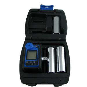 进口 电子数显扭力表 扭力计  力矩扳手6.8-340nm扭矩接杆 套筒