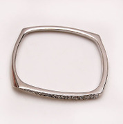 Smiling post Korea new Korean fashion alloy Bangle Bracelet jewelry accessory ornament girl