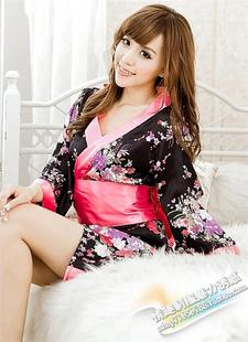 Uniforms temptation DS sexy Japanese kimono nightgown bathrobe suit DS nightclub costumes studio portrait suit