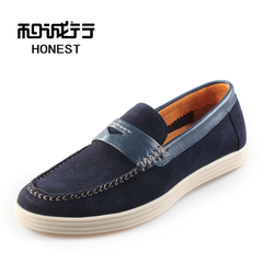 Ash and ash sheep spring New England fashion solid color casual shoes sheep2014 0020156
