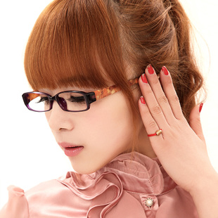 Hyun fly ultralight frame glasses frame myopia frame eye Fashionable tide female tr90 glasses with myopia