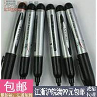 Триколор пен черный крюк линии ручка долго масляный пометка карандаш марк кончик пера масса карандаш