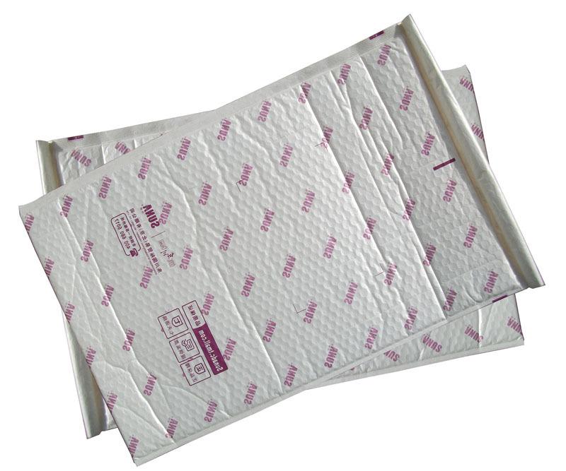 人气展示包装定制牛皮信封企业提升企业LOGO定制印刷快递包装