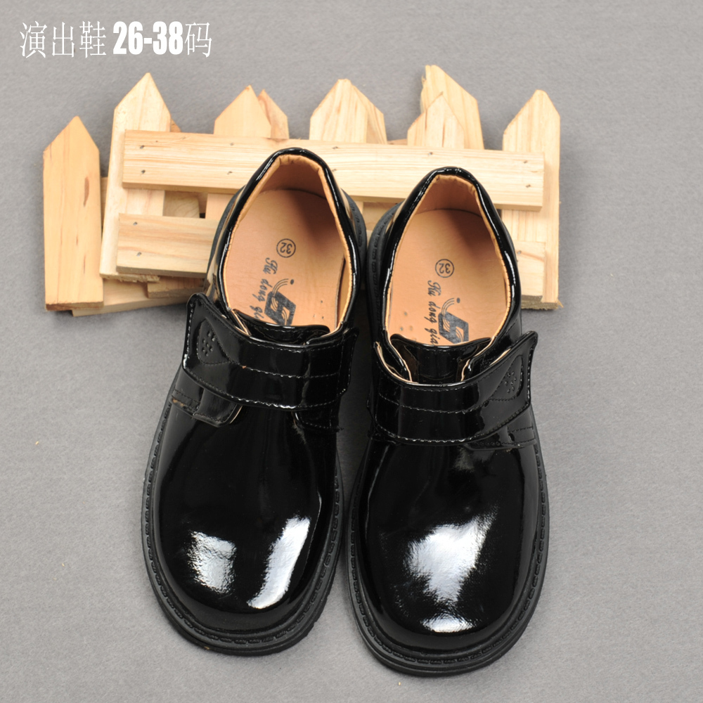 Детские лакированные туфли