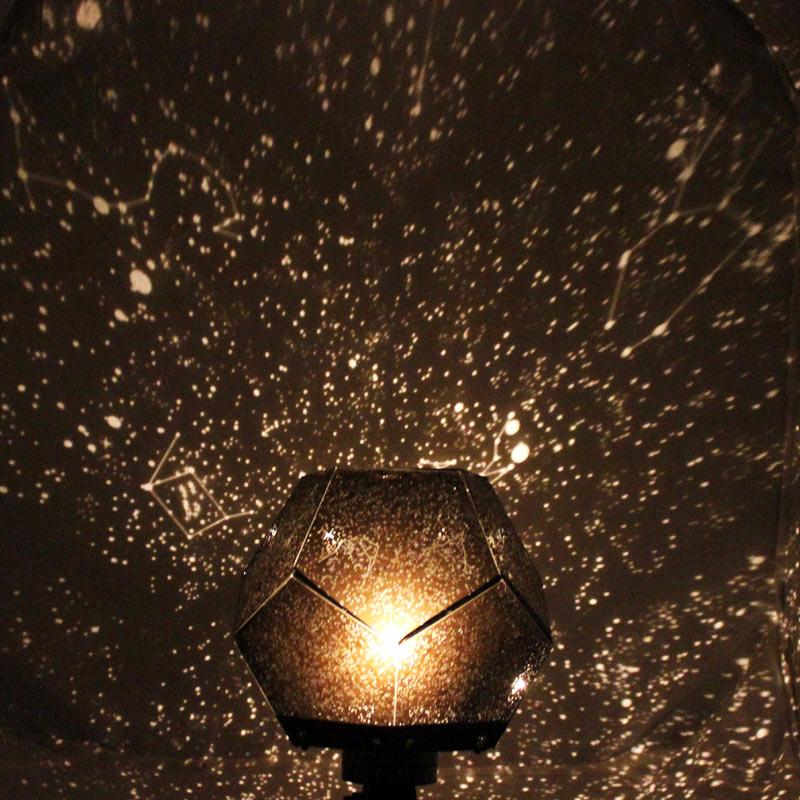 RECESKY взрослый наука четыре сезона звезда проекция свет романтический звезда свет сейф сон звёздная ночь день тело звезда фаза инструмент