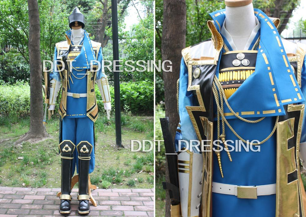 Cosplay custom made clothing in the Warring States Period