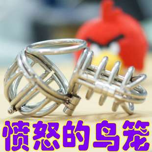 Stainless steel fully enclosed cage CB6000S male chastity lock belt device metal chastity belt CB300