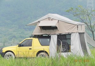 Roof tent car sunshades camping tents car tent SUV vehicles account