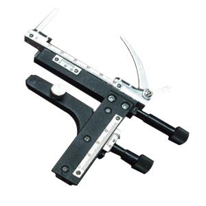 显微镜专用游标卡尺 移动卡尺(标本移动更细微精准)厂价促销