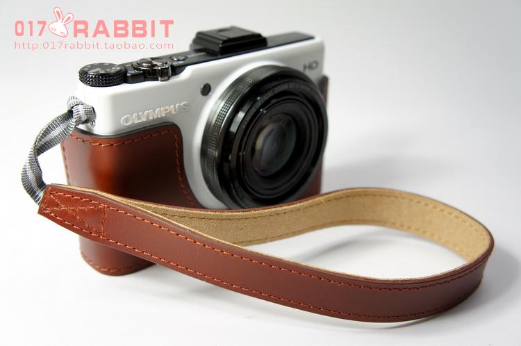 台湾TP原创 真皮索尼微单单反相机手腕带相机手绳挂绳 牛皮手工