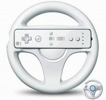 WII游戏机马力奥赛车方向盘Wii直手柄方向盘架右手柄遥控器托架
