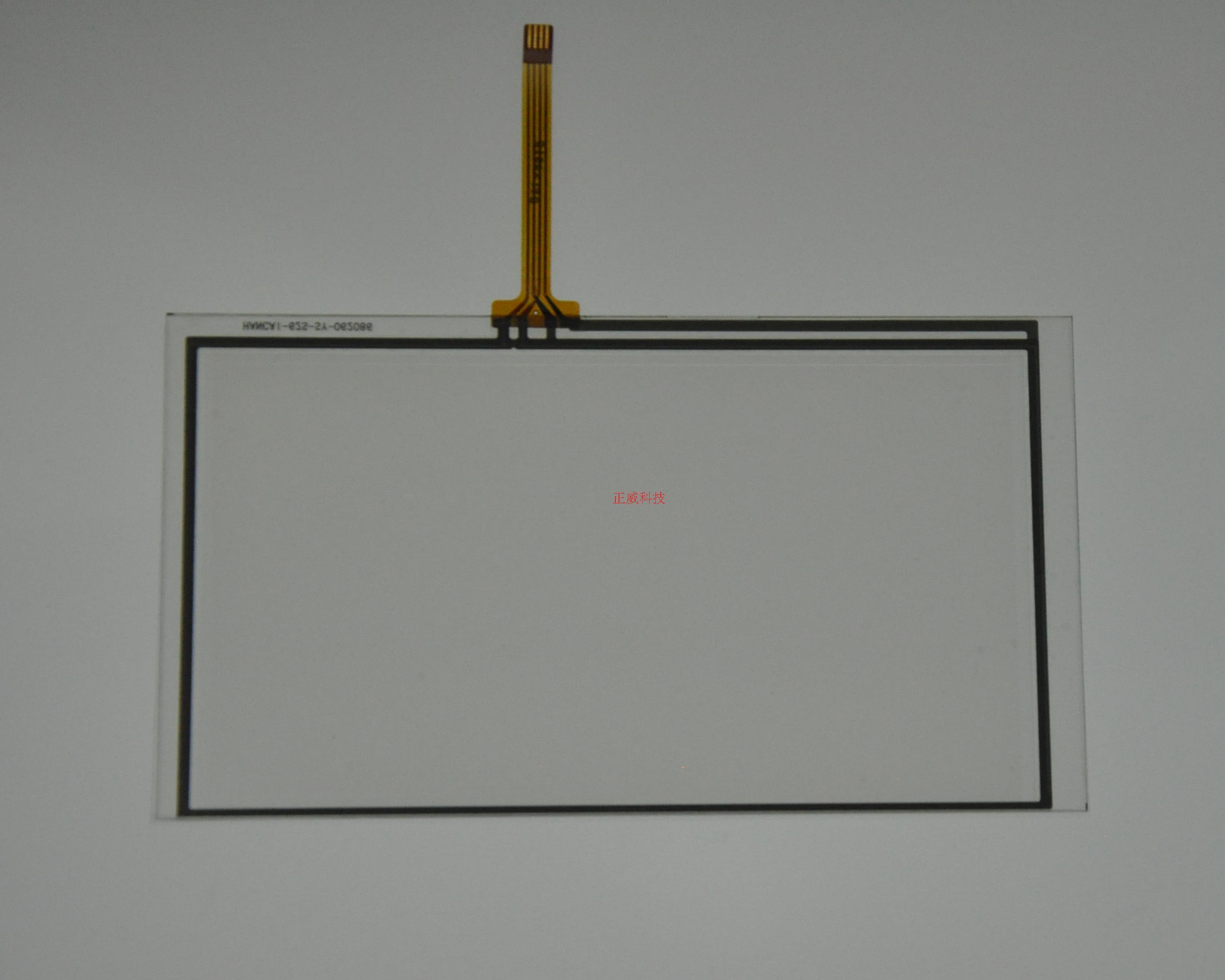 6.2寸155 88 路特仕索菱 欧华触摸车载dvd导航外屏手写屏 062086