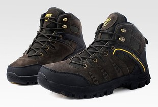 Genuine winter padded shoes high top hiking shoes XL large yards plus villus Men s 45 yards 46 yards 47 yards 48 yards