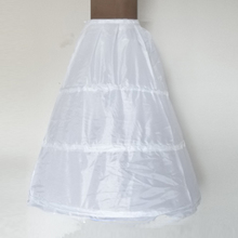 Baihe about skirt skirt skirt, matting skirt wedding dress accessories QC11002