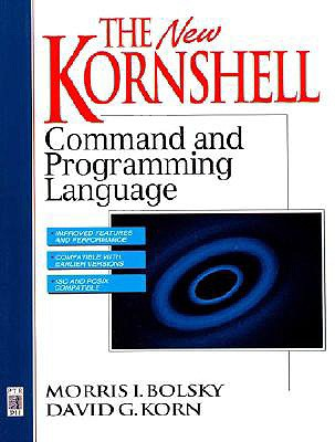 【预售】The New Kornshell Command and Programming Langu