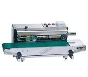 兄弟牌150型多功能薄膜铝箔包装袋钢印连续自动打码卧式封口机