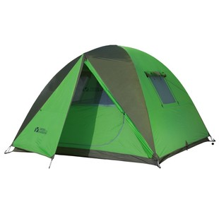 Mobi outdoor equipment 3 4 bunk tent camping quarters green leisure Holiday Star 180